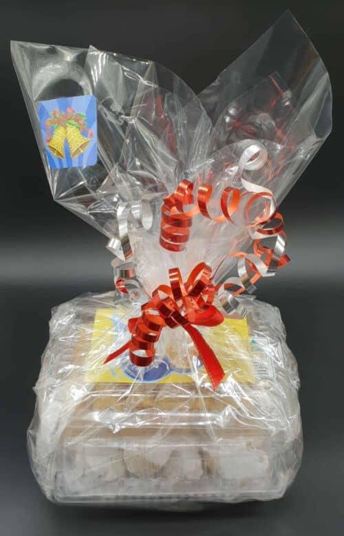 double pack - Baklava & Kourabiedes gift wrap