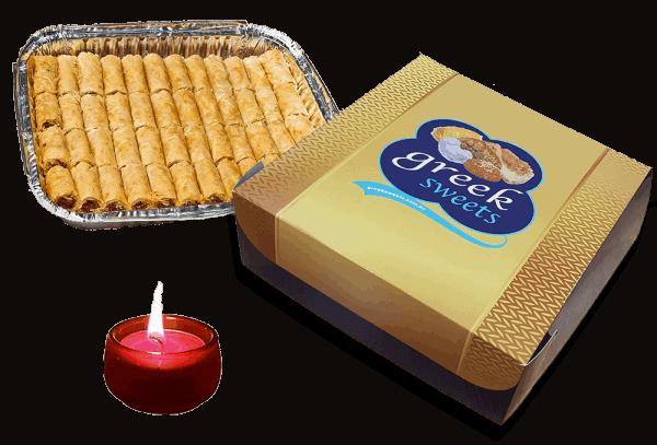 Greek delights delivered in Sydney