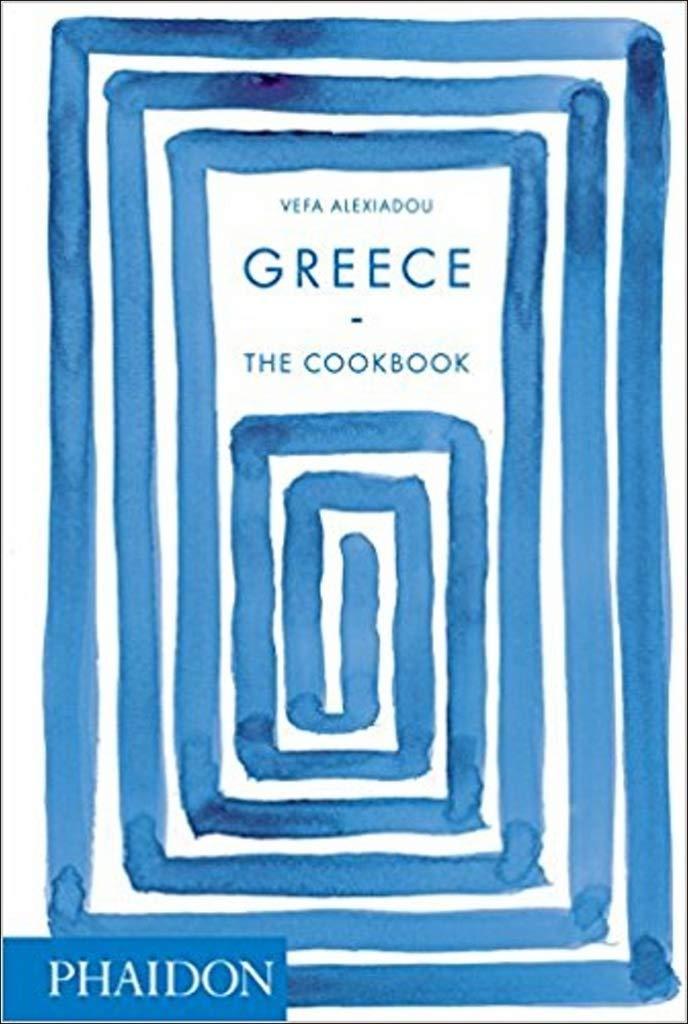 Vefa Alexiadou The Cookbook